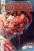 Invincible n. 61 by Robert Kirkman