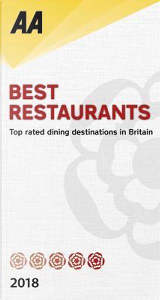 Aa Best Restaurants 2018 by Automobile Association (Great Britain)