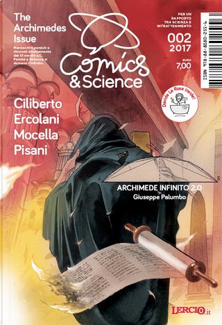 Comics & Science n. 6 by Andrea Plazzi, Roberto Natalini