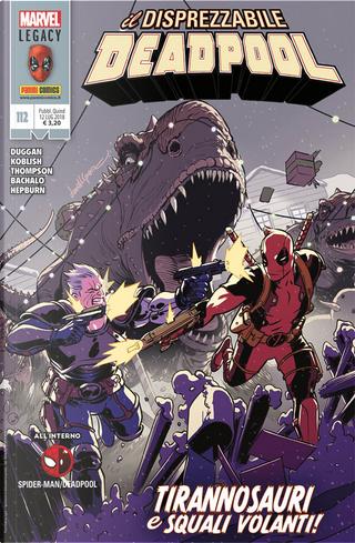 Deadpool n. 112 by Gerry Duggan