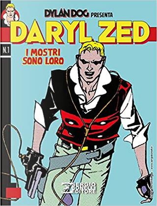 Daryl Zed n. 1 by Tito Faraci