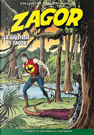 Zagor collezione storica a colori n. 176 by Mauro Boselli, Moreno Burattini