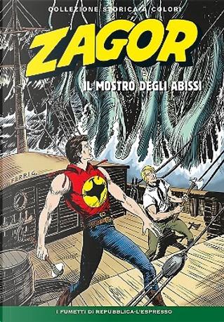 Zagor collezione storica a colori n. 147 by Mauro Boselli