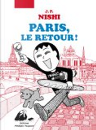 Paris, le retour! by Jan-Pōru Nishi