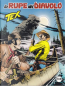 Tex n. 714 by Claudio Nizzi