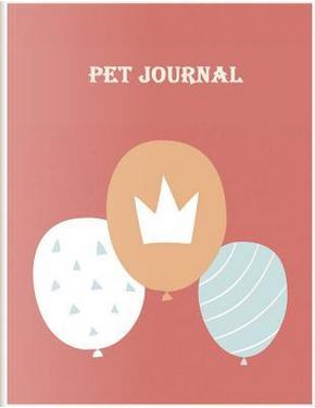 Pet journal by Hang Petnote