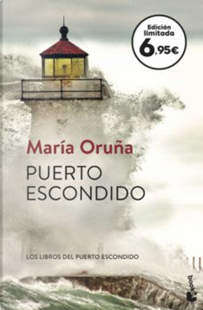 Puerto escondido by María Oruña