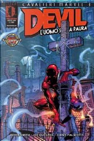 Devil & Hulk n. 064 by Joe Casey, Kevin Smith