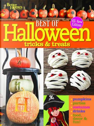 Best of Halloween tricks & treats by Better Homes and Gardens Books