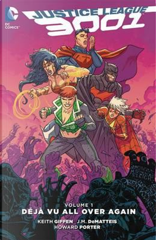 Justice League 3001 1 by Keith Giffen