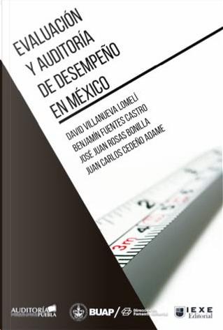 Evaluación y auditoría de desempeño en México by Benjamín Fuentes Castro, David Villanueva Lomelí, José Juan Rosas Bonilla, Juan Carlos Cedeño Adame