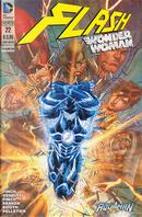 Flash n. 40 by Jeff Parker, Meredith Finch, Robert Venditti, Van Jensen