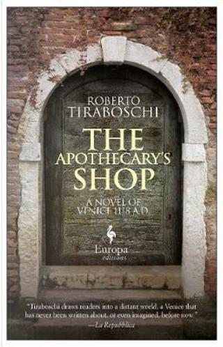 The apothecary's shop by Roberto Tiraboschi