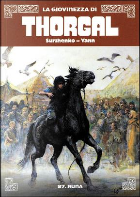 Thorgal n. 27 by Balac