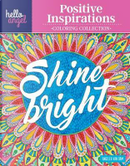 Hello Angel Positive Inspirations Coloring Collection by Angelea Van Dam