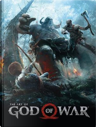 The Art of God of War by Evan Shamoon