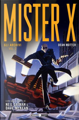 Mister X vol. 2 by Dean Motter, Neil Gaiman, Rob Eggleton