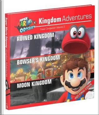 Super Mario Odyssey Kingdom Adventures Vol 5 by Prima games