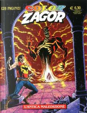 Color Zagor n. 5 by Jacopo Rauch