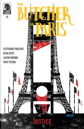 The Butcher of Paris n. 5 by Stephanie Phillips