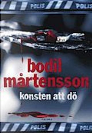 Konsten att dö by Bodil Mårtensson