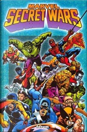 Marvel Secret Wars by Jim Shooter
