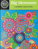 Hello Angel Big Beautiful Blossoms Coloring Collection by Angelea Van Dam