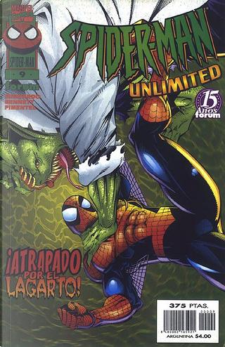 Spider-Man Unlimited #9 by Mark Bernardo