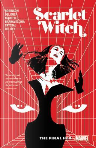 Scarlet Witch 3 by James robinson