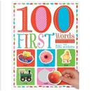 100 First Words Sticker Activity Book by Make Believe Ideas