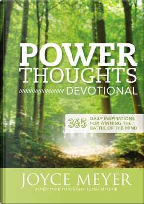 Power Thoughts Devotional by JOYCE MEYER