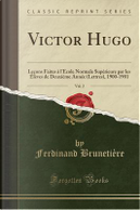 Victor Hugo, Vol. 2 by Ferdinand Brunetière