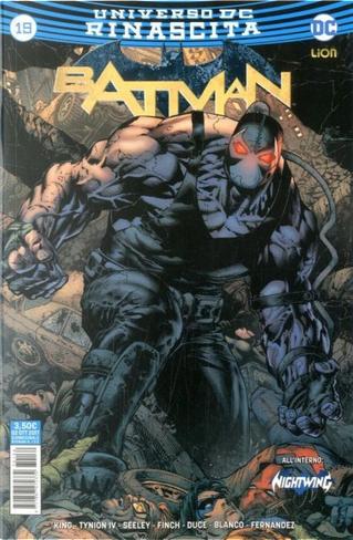 Batman #19 by Tom King