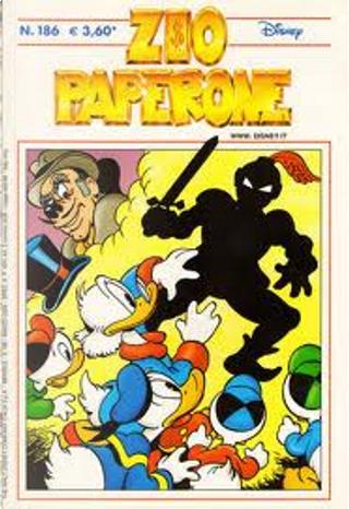 Zio Paperone n. 186 by Carol McGreal, Don Rosa, Marco Rota, Olaf Moriarty Solstrand, Pat McGreal, Per Hedman