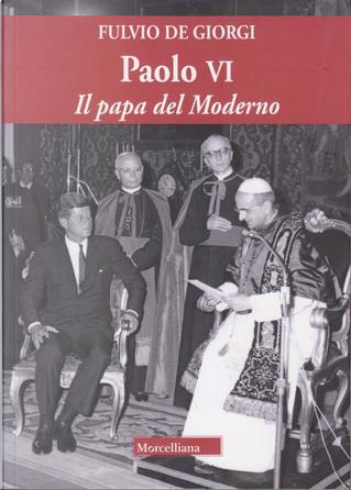 Paolo VI by Fulvio De Giorgi
