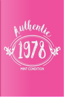 Authentic 1978 Mint Condition by Creative Juices Publishing