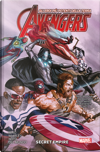 Avengers vol. 2 by Jeremy Whitley, Mark Waid