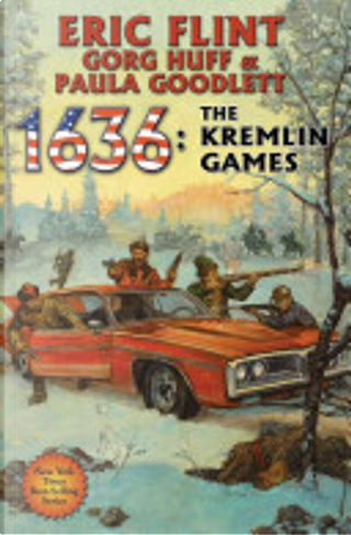 1636: The Kremlin Games by Eric Flint