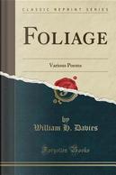Foliage by William H. Davies