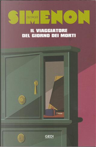 Il viaggiatore del giorno dei morti by Georges Simenon