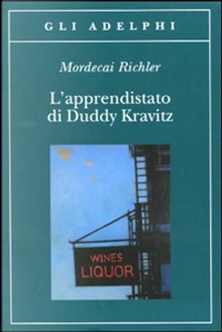 L'apprendistato di Duddy Kravitz by Mordecai Richler