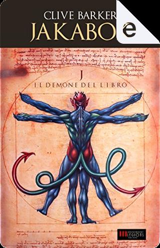 Jakabok - Il demone del libro by Clive Barker