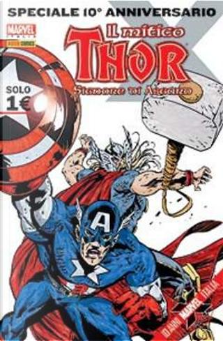 Il mitico Thor X by Dan Jurgens