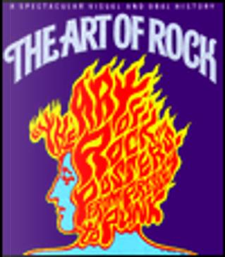 The Art of Rock by Paul Grushkin