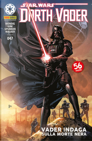 Darth Vader #47 by Chuck Wendig