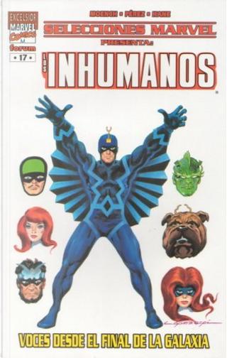 Los Inhumanos: Voces desde el final de la galaxia by Doug Moench