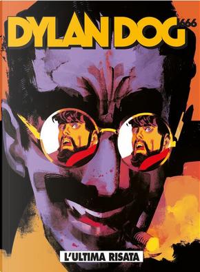 Dylan Dog n. 406 by Roberto Recchioni
