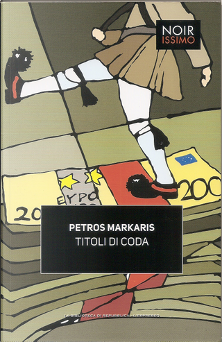 Titoli di coda by Petros Markaris