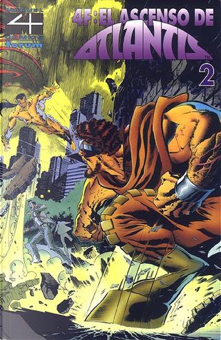 4F: El ascenso de Atlantis #2 (de 2) by Glenn Herdling, Roy Thomas, Tom DeFalco