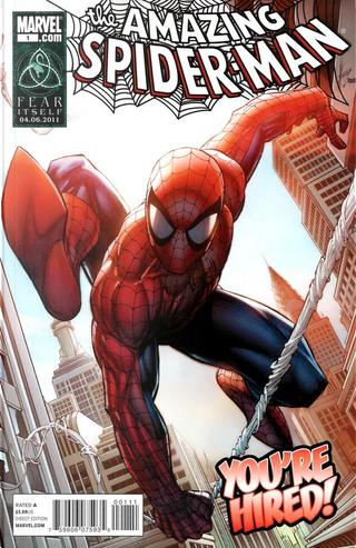 Amazing Spider-Man: You're Hired! Vol.1 #1 by Fred Van Lente, Paul Tobin, Warren Simons